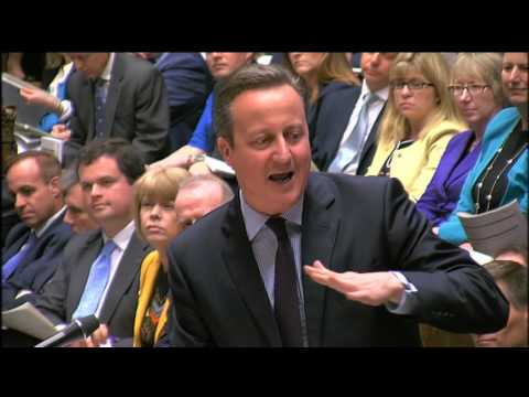 Prime Minister's Questions: 13 April 2016