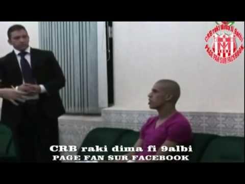 islam Slimani Caméra Cachée