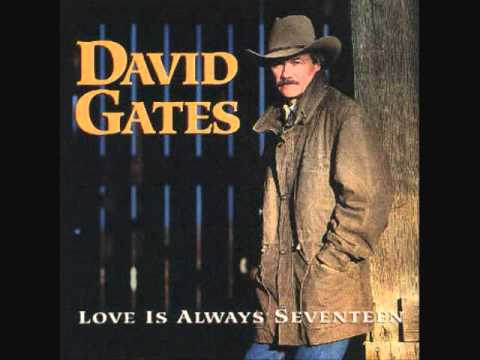 David Gates - Love Is Always Seventeen