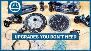 Top 5 | Expensive Mountain Bike Upgrades You Don't Need