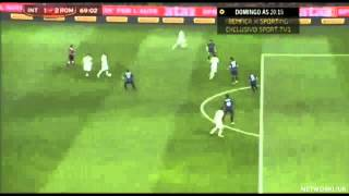 Inter Milan - Roma 2-3 Highlights and All Goals