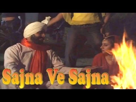 Sajna Ve Sajna | Punjabi Video Song | Gurdas Mann video