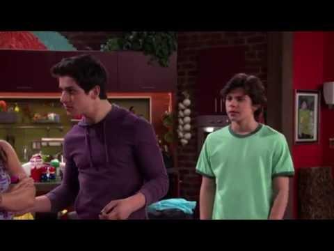 Сериал Disney - Волшебники из Вэйверли Плэйс (Сезон 4 Серия 14)