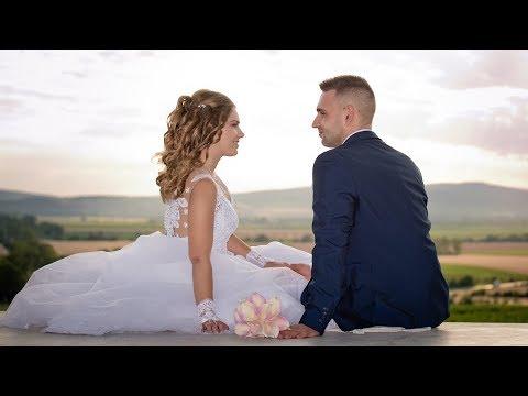 Nikolett és Attila esküvői klipje