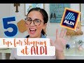 How To Shop At ALDI USA | Collab