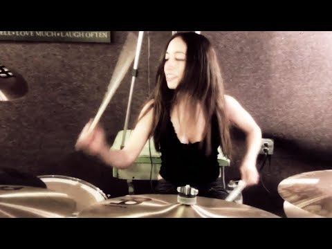 SLIPKNOT - WAIT AND BLEED - DRUM COVER BY MEYTAL COHEN