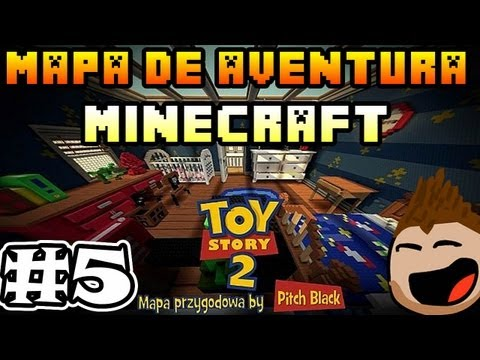 Minecraft | TOY STORY (Parte #5) | Parkour... PUTO PARKOUR | Mapa de aventuras