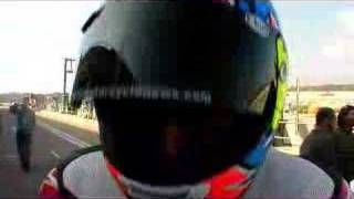 We ride Casey Stoner's MotoGP Ducati Desmosedici