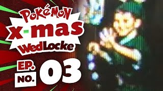 RYAN THE ELF! | Pokémon Christmas Wedlocke w/ KingCorphish! Ep. #3
