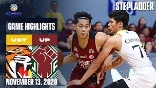 UP vs UST - November 13, 2019 | Giga Highlights | UAAP 82 MB