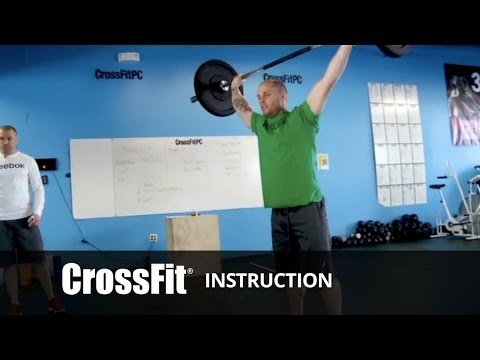 Efficiency Tips: The Snatch