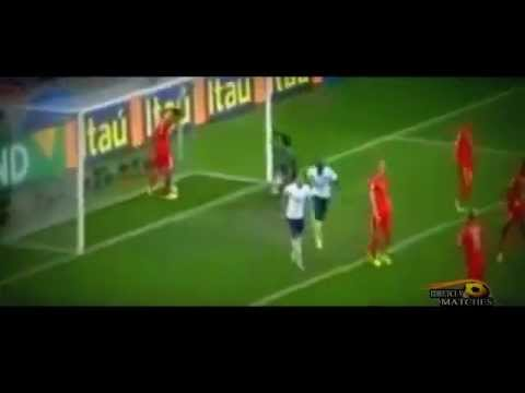 Switzerland vs France 2 - 5  Full Highlights World Cup 2014