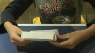 How To Make An Origami Box With Divider.-jun Maekawa