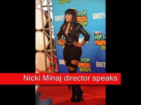 Nicki Minaj video director admits