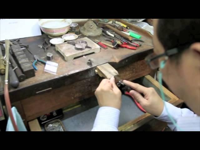 Jewelry Making Process - Part 1