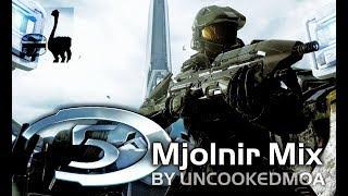 Halo 5 Mjolnir Mix (Moa Custom) | Halo 2 + 5 Theme Remix/Mashup