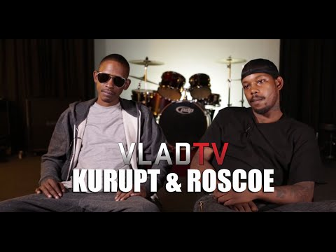 Kurupt & Roscoe On Drake Vs. Meek Mill: They Were Pretty Nice To Each Other (Video)