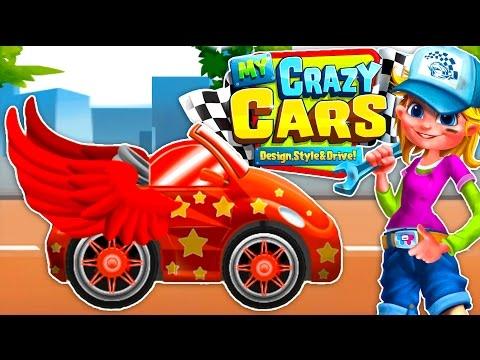 МАШИНКИ. Мультфильмы про машинки. Готовим гоночные машины к гонкам. Машины для детей.