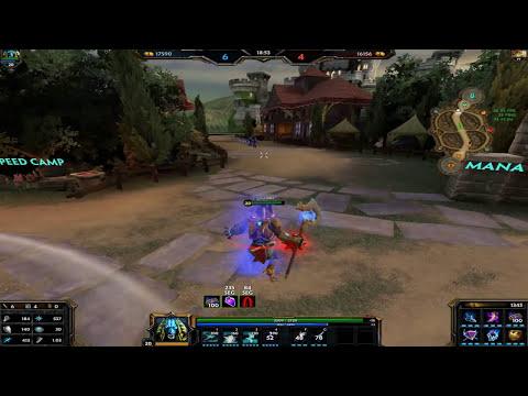SMITE | Joust League con Anubis Stargazer - El mejor dios del juego