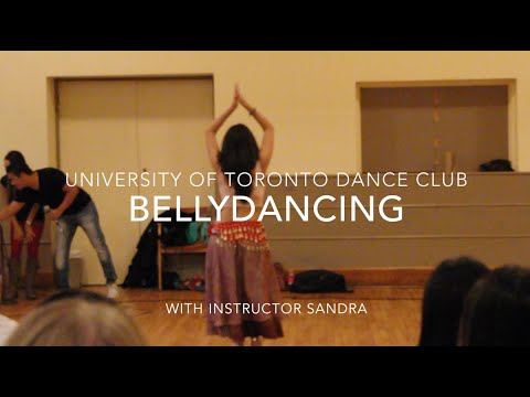 [UTDC] Bellydancing Demo w/ Sandra