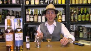 Whisky Masters 86 Macallan 12 Sherry Oak