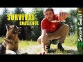 Survival 24 Hour Challenge With EDC Pocket Knife mp3