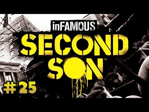 Infamous: Second Son, #25 - Monolith video