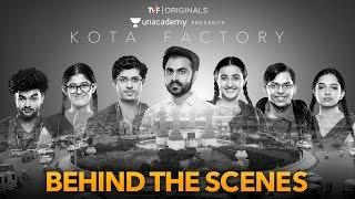 Kota Factory - Behind The Scenes