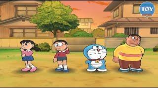 Chơi Doremon Wii bàn cờ vui nhộn cu lỳ chơi game lồng tiếng Doraemon câu cá 3D