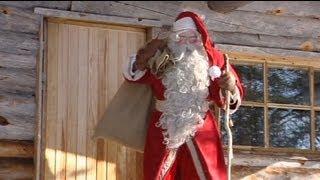 Noel Baba her yerde iş başında