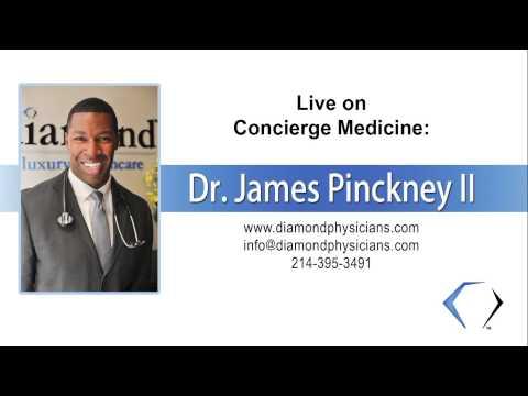 10/1/14 - Dr. James on Concierge Medicine Radio