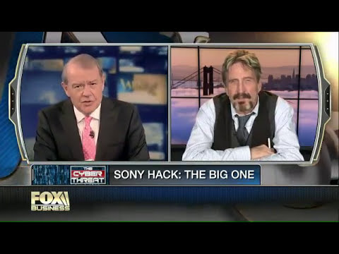 Fox Host Gets Hacked on Live Television -  Geezwild