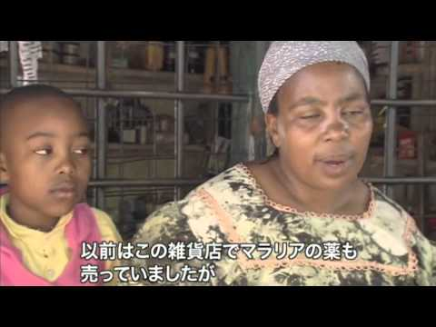 Malaria No More Japan Message from Asia & Aflica #1
