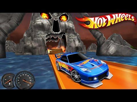 Машинки Хот Вилс игра - Hot Wheels Stunt Track Driver games