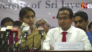 New Findings in Dengue Research in Sri Lanka - Prof. Neelika Malavige