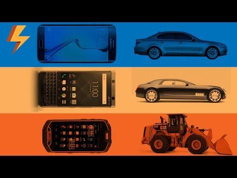 Если бы смартфоны были автомобилями (ARGUMENT600)