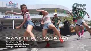 download lagu Dance Ost One Fine Day - Vamos De Fiesta gratis