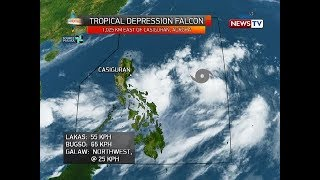 QRT Weather update as of 559 p.m. July 15, 2019