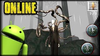 SLENDERMAN ONLINE PARA ANDROID ! - Slenderman Hide & Seek Online Gameplay