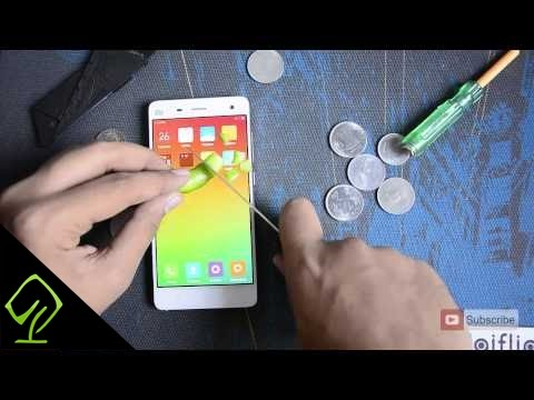Scratch Test on Xiaomi Mi4