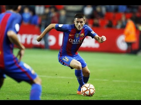 Sergi Palencia 2016/2017 (Part 1) ● Barcelona B