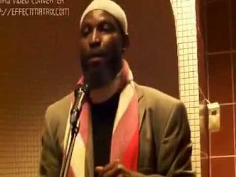 NIGER ALARAMA ABDOULAZIZ PRECHE HAMBOURG MASDJID RAHMA