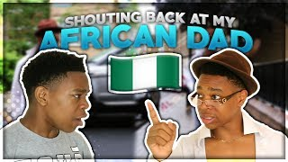 Download Lagu AFRICAN BOY SHOUTS BACK AT HIS DAD  **GONE VIOLENT** Gratis STAFABAND