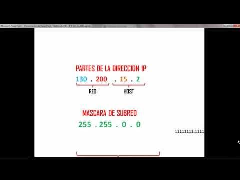 Direcciones IP y sus clases