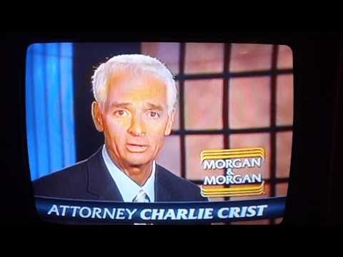 Charlie Crist's new TV ad!