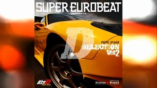 Initial D Fifth Stage D SELECTION Vol.2 / Full Original Soundtrack