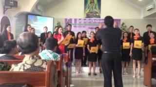 Download Lagu Paal Dua Adventist Youth Choir - Sentuh Hatiku(Chu Mo Wo Ti Gratis STAFABAND