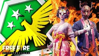 [🔴 LIVE #48] FREE FIRE ~ DANGER FT. HUNTER GODBR (GOD WINS) #DUOINSANO