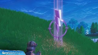 Fortnite Battle Royale - Visit the Center of Different Storm Circles Challenge Guide (Easy Method)