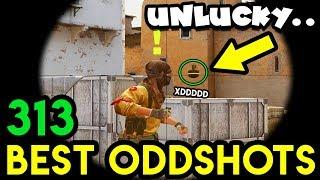 0 IQ ROUND *EPIC FAIL* - CS:GO BEST ODDSHOTS #313